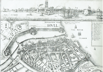 Descriptions of Hull 16th to 18th centuries 11 (14/10/'20).