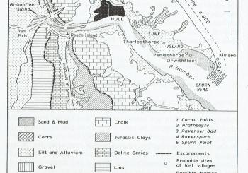 Simplified Geology of Humber Region 11.